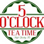 logo 5oclock final pantone v12