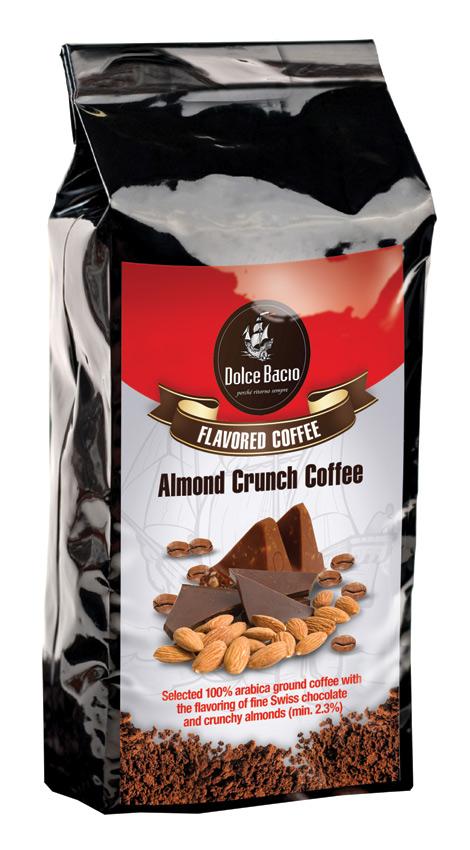 Cafea cu gust de migdale